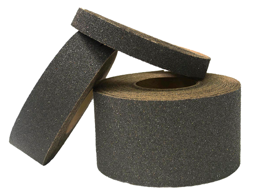 02 Silica Carbide Anti-Slip Black Tape