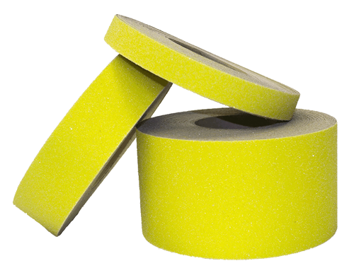 Safety Yellow Anti-Slip Tape Roll