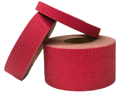 Safety Red Anti-Slip Tape Roll