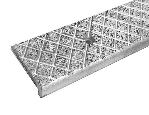 """3"""" Aluminum Cast Nosing"""