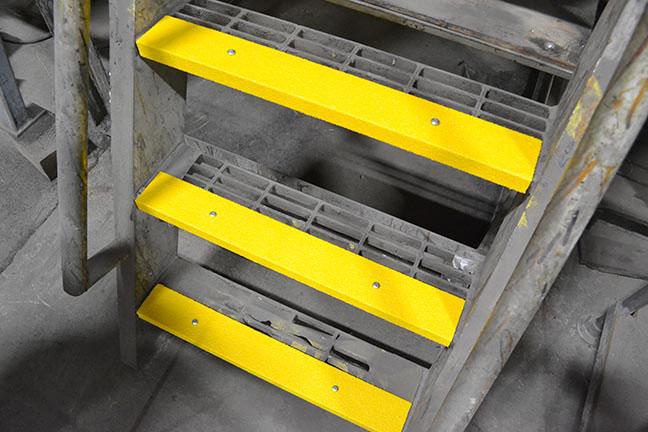 Fiberglass Industrial Step Covers