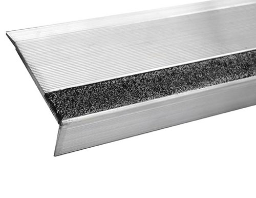 4 Inch Single Cavity Aluminum Stair Tread