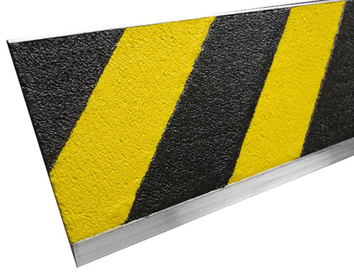 7 Inch Anti-Slip Hazard Safety Plate