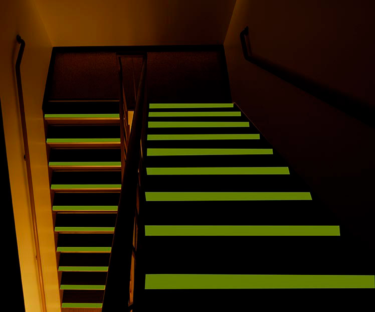 Glow in the Dark Anti-Slip Treads