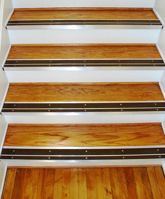 Anti-Slip Aluminum Stair Tread