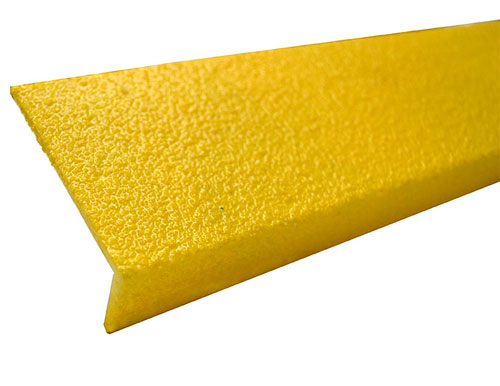 3in Grit Coated Fiberglass Step Cover