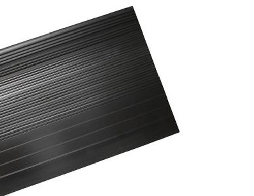 Black Non-Slip Vinyl Stair Tread