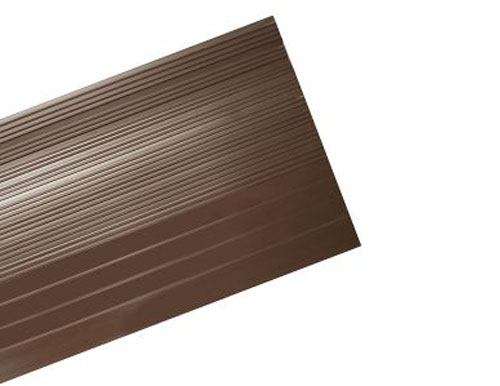 Brown Non-Slip Vinyl Stair Tread