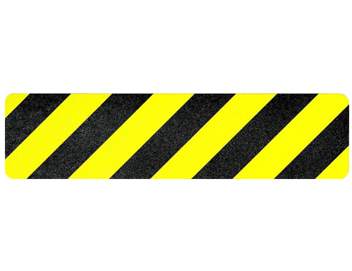 Yellow Hazard Treads