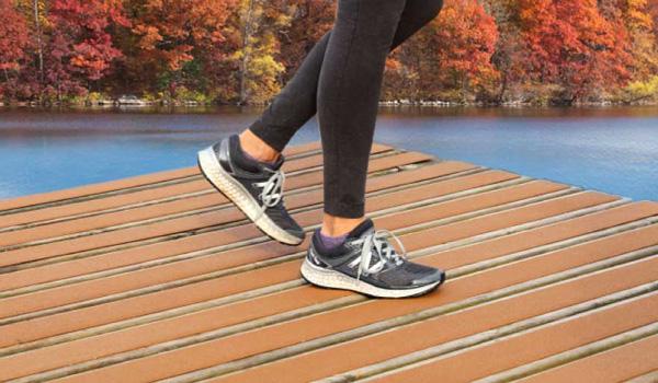 Slip Resistant Deck Plates on Boat Dock