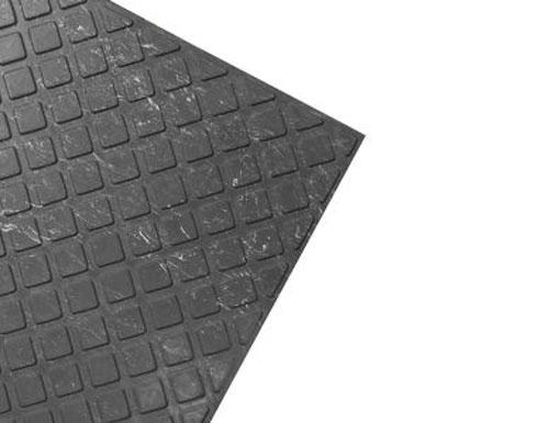 Slate Marble Heavy Duty Slip Resistant Rubber Tile