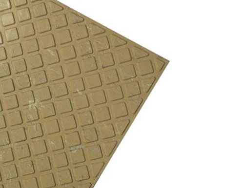 Birch Heavy Duty Non-Slip Rubber Tile