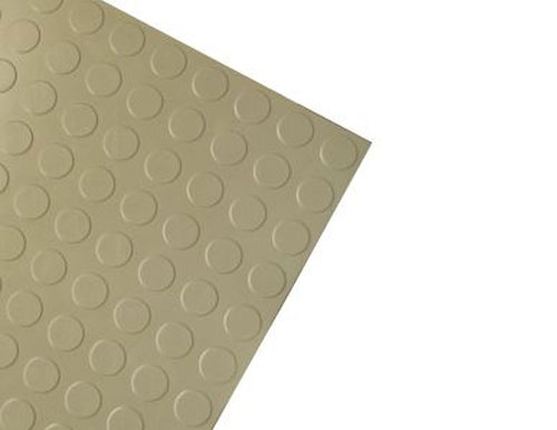 Light Grey Modern Anti-Slip Rubber Tile